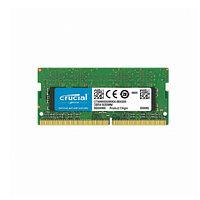 Оперативная память (ОЗУ) Crucial CT8G4SFD824A (8 Гб, SO-DIMM, 2400 МГц, DDR4, non-ECC, Unregistered)