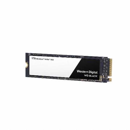 Жесткий диск внутренний Western Digital (WD) Black NVMe (1тб (1000Гб), SSD, M.2, Для ноутбуков, PCIe)
