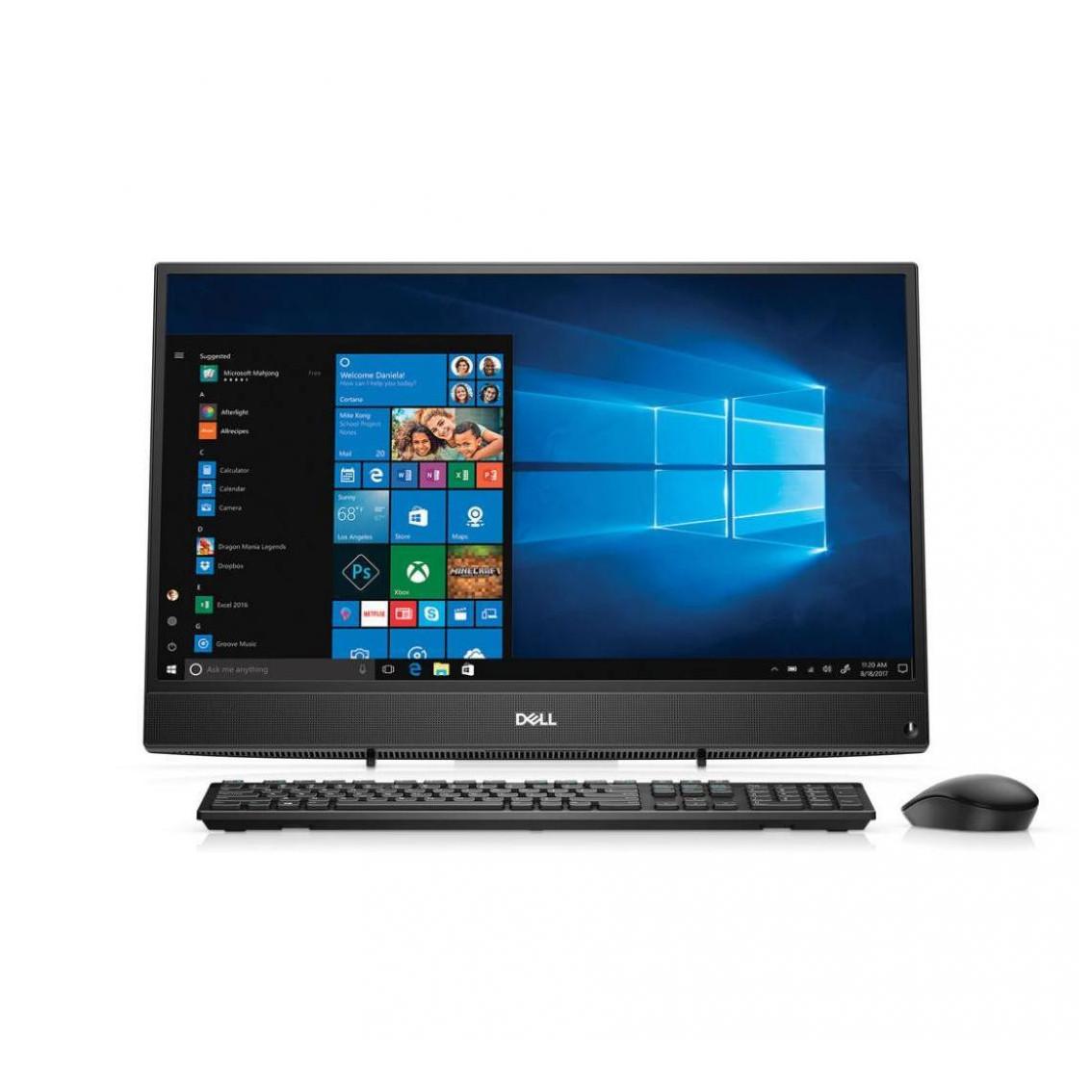 Моноблок Dell Inspiron 3280 Intel Core i3 2 ядра 8 Гб HDD 1Тб Windows 10 210-ARLI_1