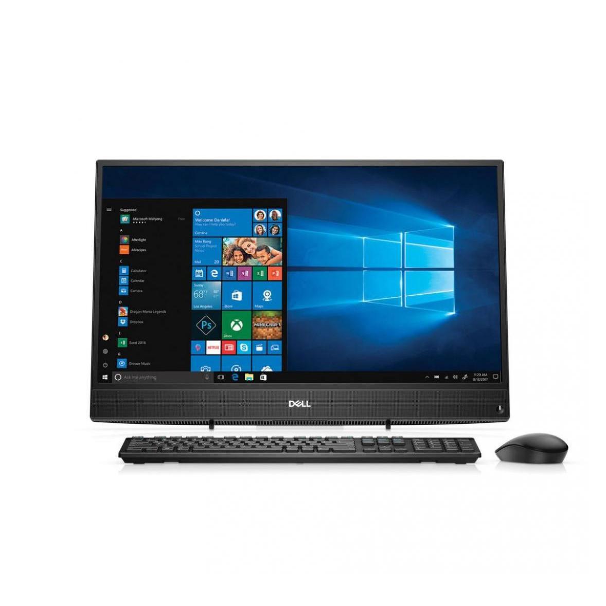 Моноблок Dell Inspiron 3280 Intel Core i5 4 ядра 4 Гб HDD 1Тб Windows 10 210-ARLI_3