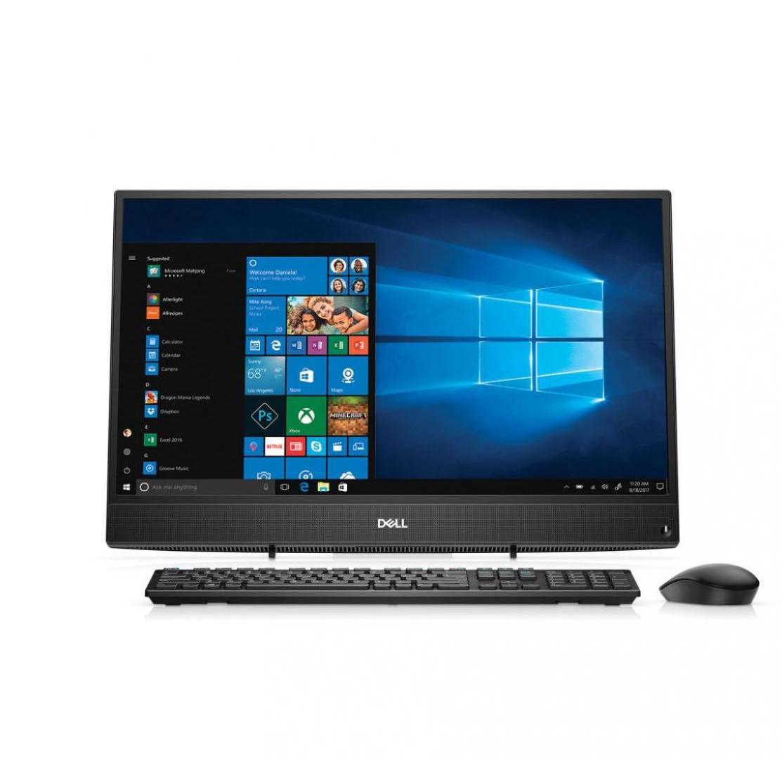 Моноблок Dell Inspiron 3480 Intel Core i3 2 ядра 4 Гб HDD 1Тб Windows 10 210-ARLH_2