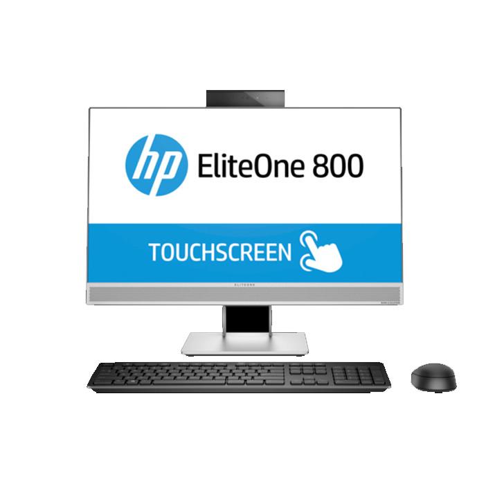 Моноблок HP EliteOne 800 G4 Intel Core i7 6 ядер 8 Гб SSD Без HDD 256 Гб Windows 10 Pro 4KX64EA