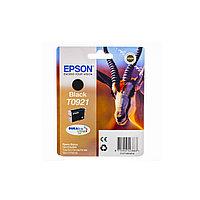 Струйный картридж Epson T0921 (Оригинальный, Черный - Black) C13T10814A10