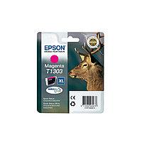 Струйный картридж Epson T1303 (Оригинальный, Пурпурный - Magenta) C13T13034012