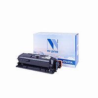 Лазерный картридж NV Print NV-CF033A (Совместимый (дубликат) Пурпурный - Magenta) NV-CF033AM