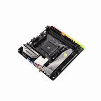 Материнская плата Asus ROG STRIX B350-I GAMING (Standard-ATX, AM4, AMD B350, 4 x DDR4, 64 Гб) ROG STRIX B350-I