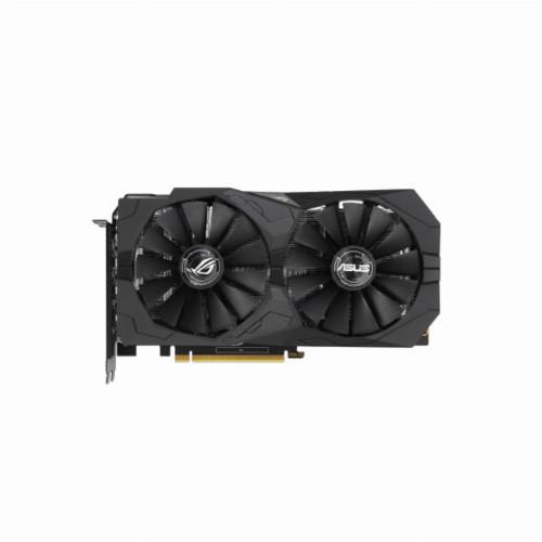 Видеокарта Asus ROG-STRIX GeForce GTX1650 (Nvidia, 4 Гб, GDDR5, 128 бит, PCI-E 3.0 x 16, 2 x HDMI, 2 x Display port, 6-pin x 1)