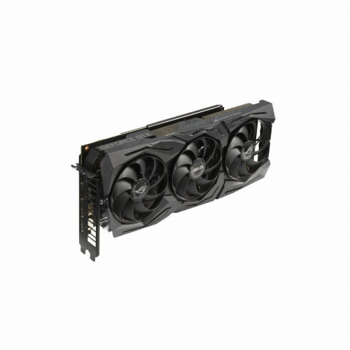 Видеокарта Asus ROG-STRIX-GTX1660TI-6G-GAMING (Nvidia, 6 Гб, GDDR6, 192 бит, PCI-E 3.0 x 16, 2 x HDMI, 2 x