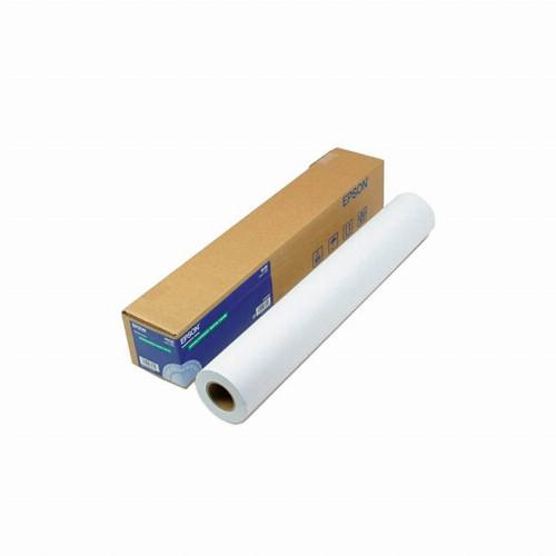 """Бумага для плоттеров (рулонная) Epson Bond Paper Bright(А0+ 2"""" 50.8 мм 50м 90г/м2 Матовая 42""""/1067мм)"""