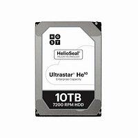 Жесткий Western Digital  Ultrastar DC HC510 10Тб  HDD 3,5″ Для серверов SATA HUH721010ALE604 (0F27606)