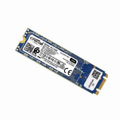 Жесткий диск внутренний Crucial MX500 CT250MX500SSD4 250 Гб SSD M.2 SATA CT250MX500SSD4