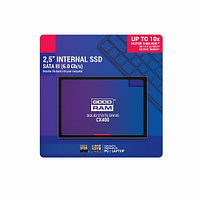 Жесткий диск внутренний GOODRAM CX 400 SSDPR-CX400-256 256 Гб SSD 2,5″ SATA SSDPR-CX400-256
