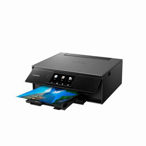 Принтер Canon PIXMA TS9140 GY Color (А4, Струйный, Цветной, USB, Ethernet, Wi-fi) 2231C007