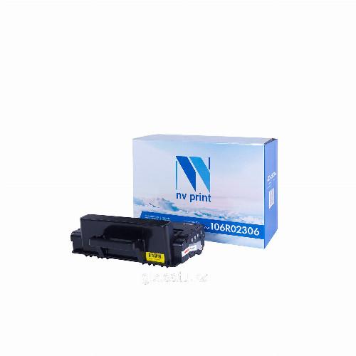 Лазерный картридж NV Print NV-106R02306 (Совместимый (дубликат) Черный - Black) NV-106R02306