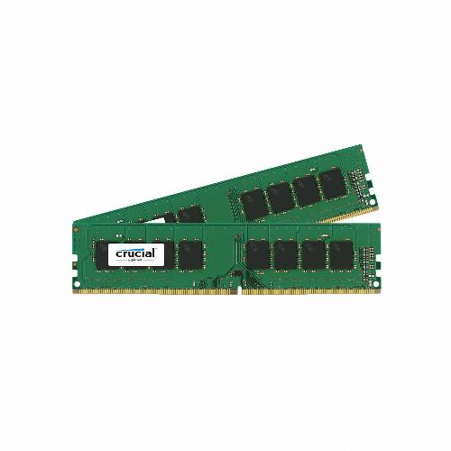 Оперативная память (ОЗУ) Crucial CT2K8G4DFS824A (16 Гб, DIMM, 2400 МГц, DDR4, non-ECC, Unregistered)