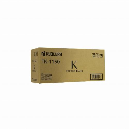 Тонер картридж Kyocera TK-1150 (Оригинальный Черный - Black) 1T02RV0NL0