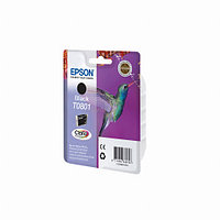 Струйный картридж Epson T0801 (Оригинальный Черный - Black) C13T08014011