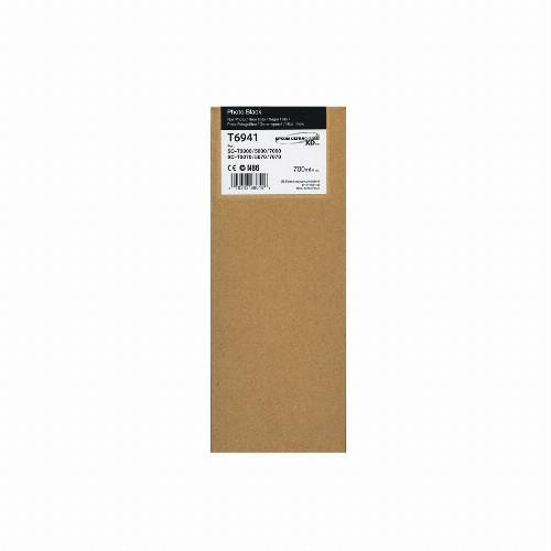 Струйный картридж Epson T6941 (Оригинальный Черный - Black) C13T694100