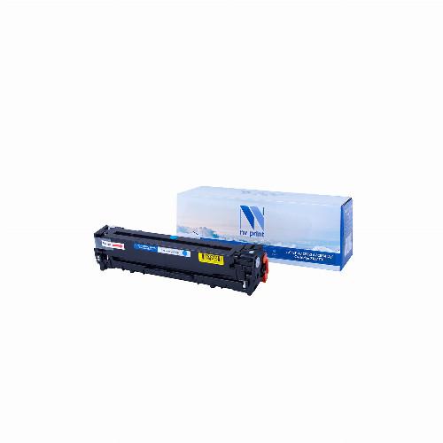 Лазерный картридж NV Print NV-CF211A/NV-731 (Совместимый (дубликат) Голубой - Cyan) NV-CF211A/731C