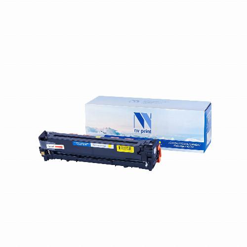 Лазерный картридж NV Print NV-CF212A/NV-731 (Совместимый (дубликат) Желтый - Yellow) NV-CF212A/731Y