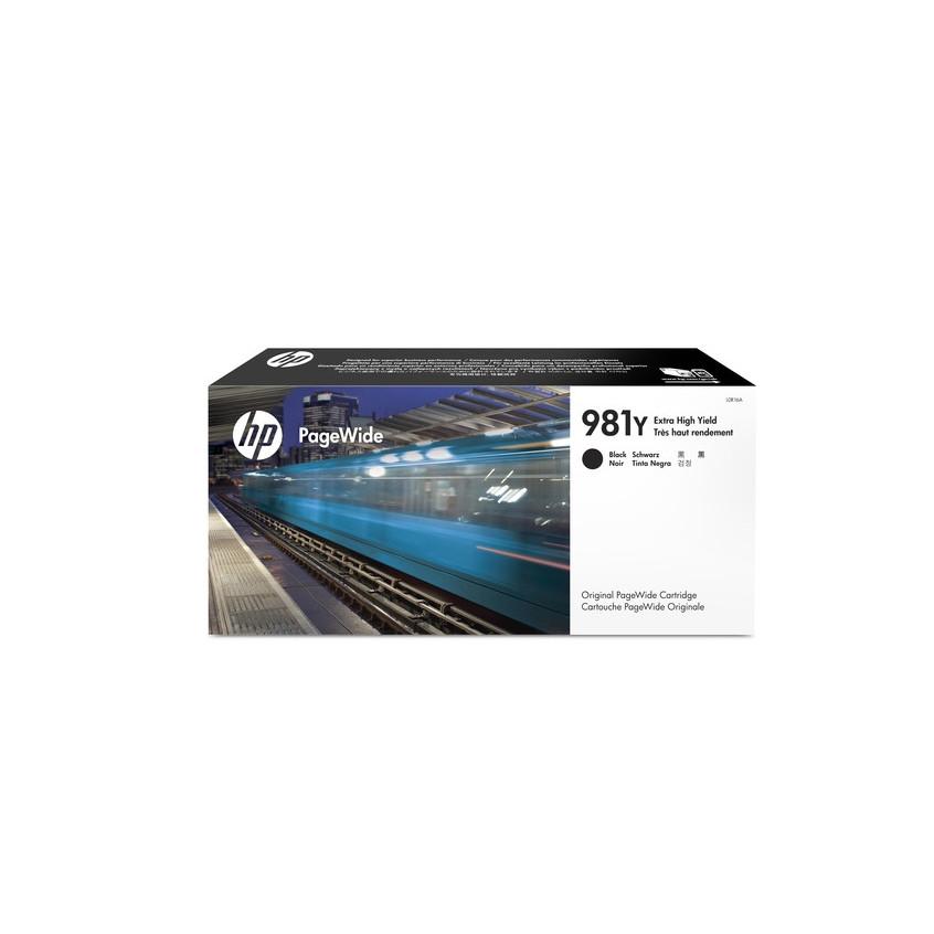 Струйный картридж HP 981Y (Оригинальный, Черный - Black) L0R16A
