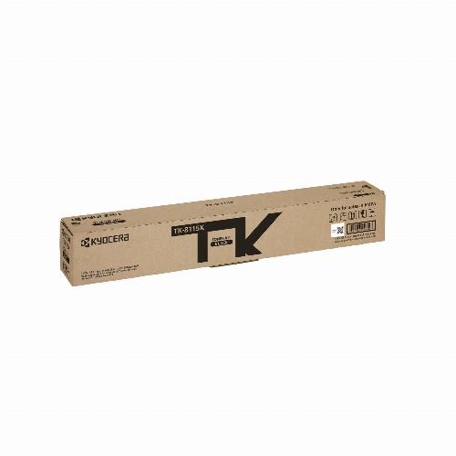 Тонер картридж Kyocera TK-8115K (Оригинальный Черный - Black) 1T02P30NL0