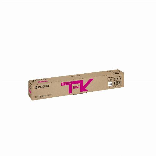 Тонер картридж Kyocera TK-8115M (Оригинальный Пурпурный - Magenta) 1T02P3BNL0