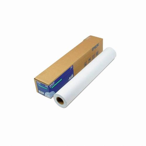 """Бумага для плоттеров (рулонная) Epson Presentation Matte Paper (А1 2"""" 50.8 мм 25м 172г/м2 Матовая 24""""/610мм)"""