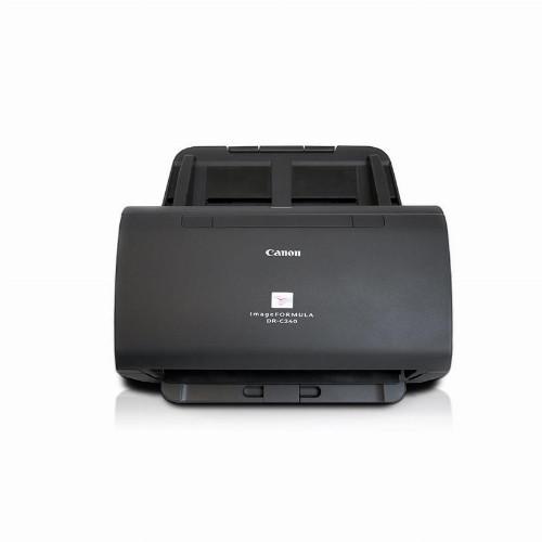 Скоростной | протяжный сканер Canon imageFORMULA DR-C240 (А4, USB) 0651C003