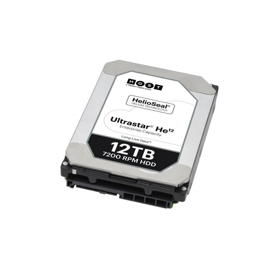 Жесткий диск внутренний Western Digital Ultrastar DC HC52 12Тб HDD 3,5″ SATA HUH721212ALE604 (0F30146)