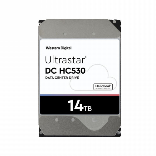 Жесткий диск внутренний Western Digital ULTRASTAR DC HC530 14Тб HDD 3.5″ SAS 0F31052
