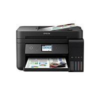 Принтер Epson Epson L6190 Color МФУ Color (А4, Струйный, Цветной, USB, Ethernet, Wi-fi) C11CG19404