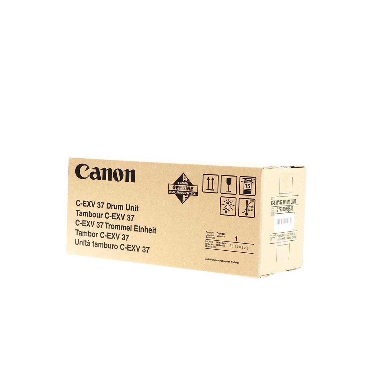 Драм картридж Canon C-EXV37 (Оригинальный Черный - Black) 2773B003