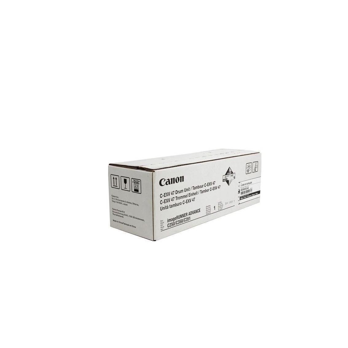 Драм картридж Canon C-EXV47 (Оригинальный, Черный - Black) 8520B002