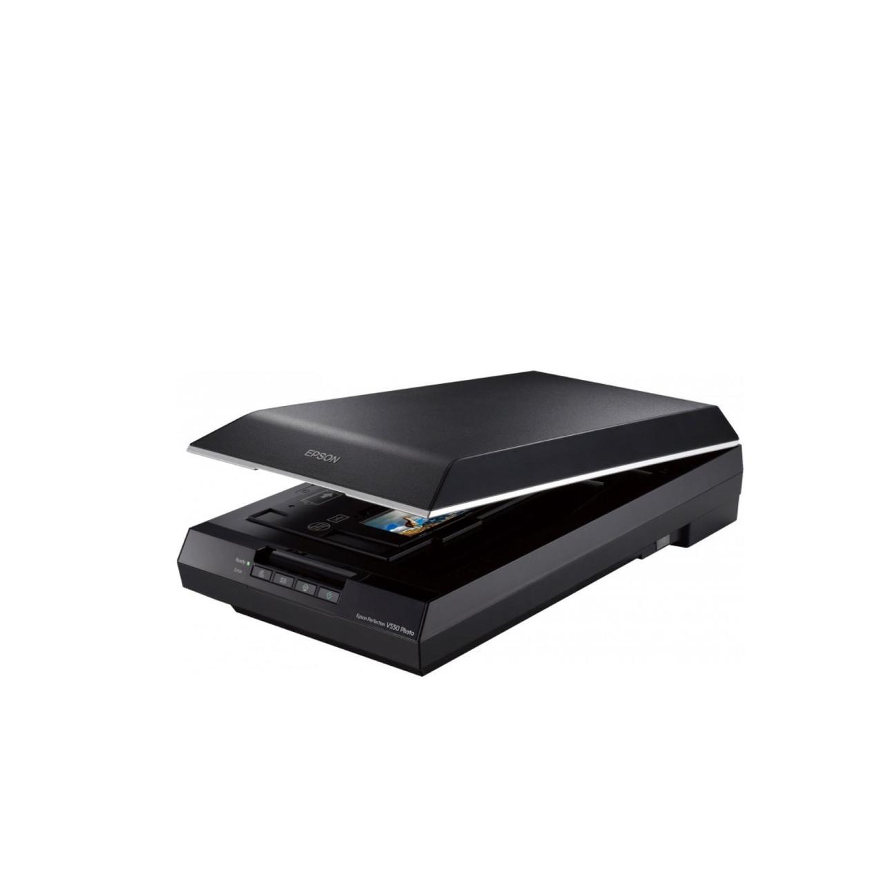 Планшетный сканер Epson Perfection V550 Photo (А4 USB) B11B210303
