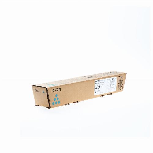 Тонер картридж Ricoh MP C406 (Оригинальный Голубой - Cyan) 842096