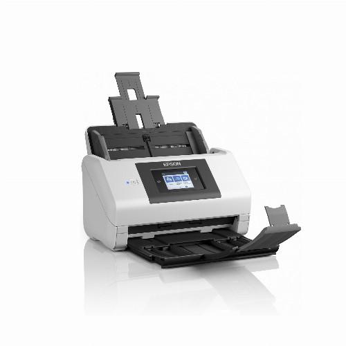 Скоростной | протяжный сканер Epson WorkForce DS-780N (А4 USB Ethernet) B11B227401
