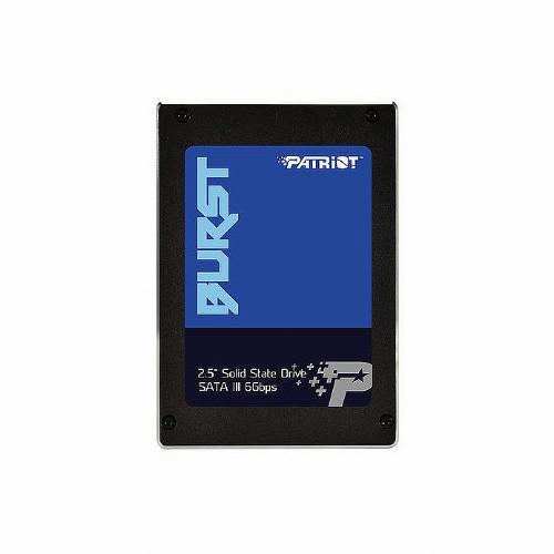 Жесткий диск внутренний Patriot BURST (960 Гб, SSD, 2,5″, Для ноутбуков, SATA) PBU960GS25SSDR