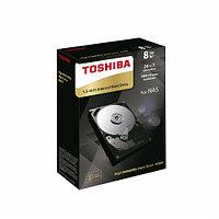 Жесткий диск внутренний Toshiba 8Тб HDD 3,5″ SATA HDWF180EZSTA