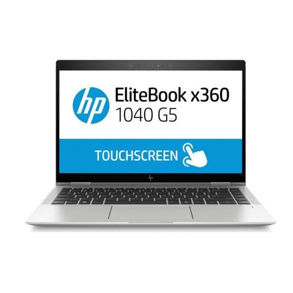 Ноутбук HP UMA i7-8550U 8GB 1040 G5м (Intel Core i7 4 ядра 8 Гб SSD 512 Гб Windows 10 Pro) 5DG27EA
