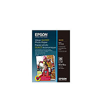 Бумага Epson Value Glossy Photo Paper плотность 183 г/м2 (А6 - 10х15 20 листов) C13S400037