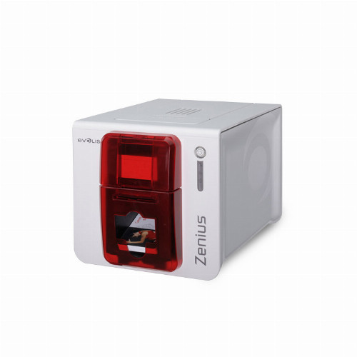 Карт принтер Evolis Zenius Expert (Односторонняя, USB, Ethernet) ZN1H0000RS