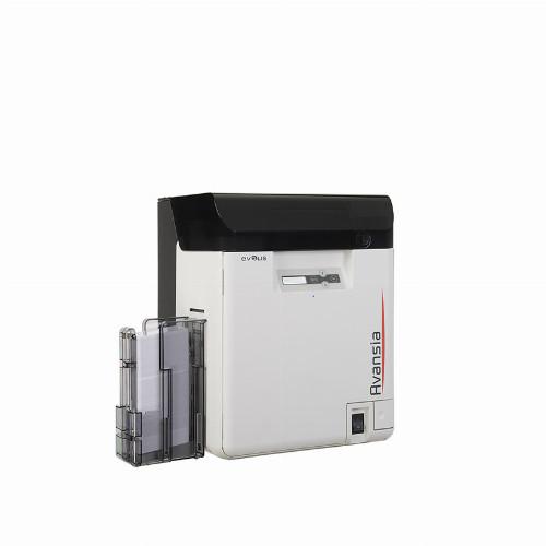 Карт принтер Evolis Avansia Duplex Expert Smart & Contactless (Двусторонняя, USB, Ethernet) AV1H0HLBBD