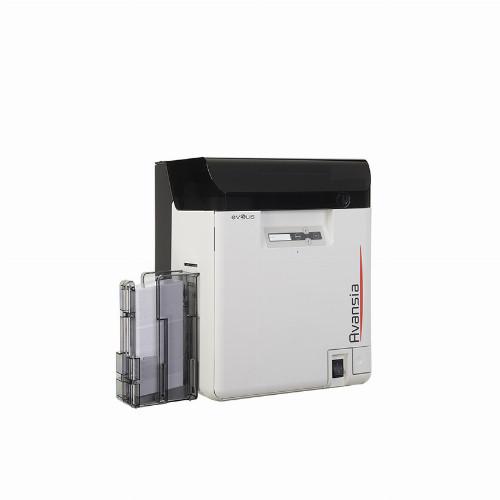 Карт принтер Evolis Avansia Duplex Expert Smart & Contactless (Двусторонняя, USB, Ethernet) AV1H0VVCBD