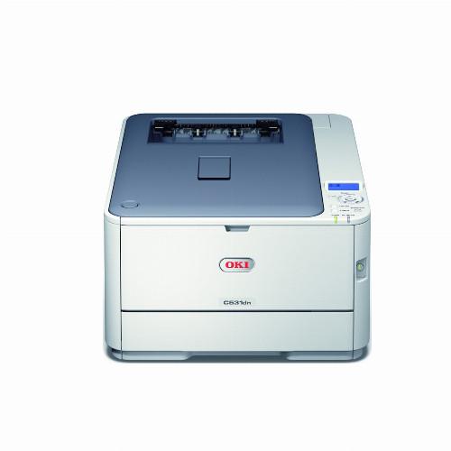 Принтер Oki C531DN (А4, Лазерный, Цветной, USB, Ethernet) 44951614