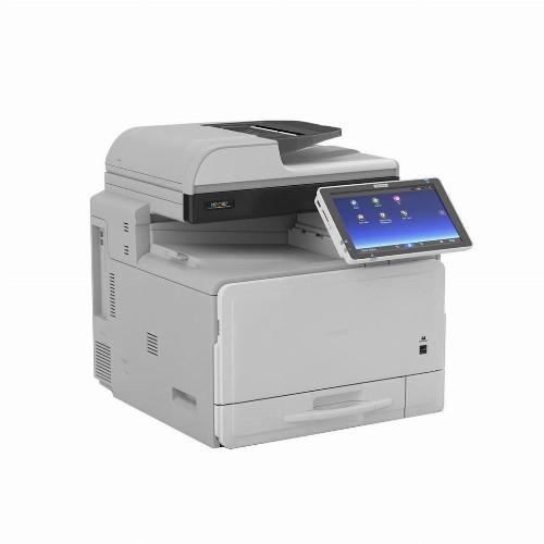 МФУ Ricoh MP C307SP (Лазерный, A4, Цветной, USB, Ethernet, Wi-fi, Планшетный) 417843