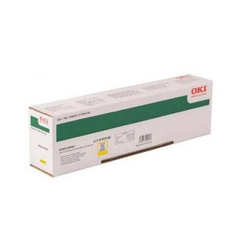Тонер картридж Oki 44059169 для MC851/861 (Оригинальный Желтый - Yellow) 44059169