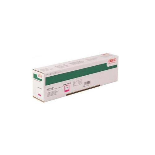 Тонер картридж Oki 44059170 для MC851/861 (Оригинальный Пурпурный - Magenta) 44059170