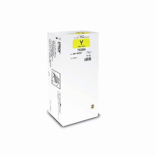 Струйный картридж Epson T8394 (Оригинальный, Желтый - Yellow) C13T839440