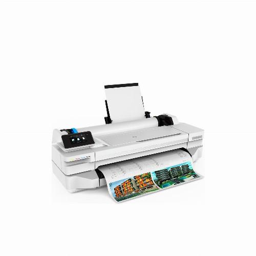 Плоттер HP DesignJet T125 (Цветной, Струйный, А1, USB, Ethernet, Wi-fi) 5ZY57A